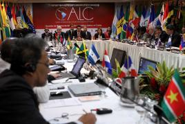 Ministers of Energy from the Countries of Latin America and the Caribbean meet in Caracas to discuss energy strategy for third CALC summit next July. (Source: AVN)