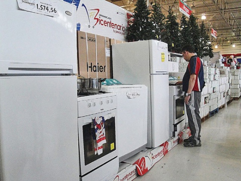 """The Venezuelan government's program, known as """"My Well Equipped Home"""", is the result of an agreement signed with the Chinese company Haier (Archive)."""