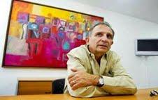 Francisco Farruco Sesto, Venezuela's Minister of Culture (Archive).