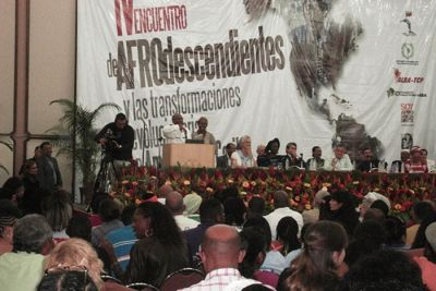 Over 600 delegates at the IV Conference of Afro-Descendents