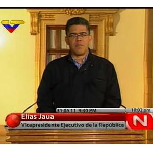 Vice-president Elías Jaua announces massive government investment in social missions (Correo Del Orinoco)