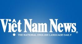 The VNA news agency logo (VNA)