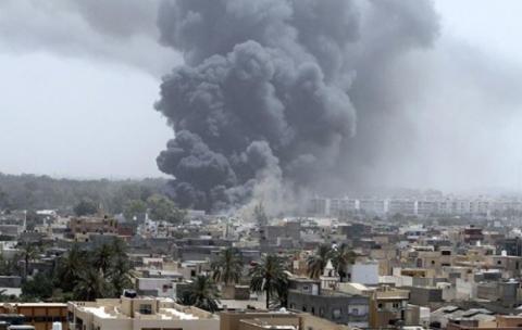 PSUV representative, Rodrigo Cabezas, claimed that over 5,000 Libyans had been killed as a result of NATO's intervention in Libya (Radiorebelde)