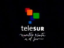 TeleSUR, the 24-hour Spanish language news channel from Latin America, is now available in homes across the United States thanks to a deal with WorldTV (Archives).