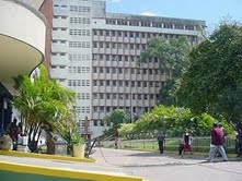 The San Cristobal General Hospital, located in the state of Tachira (YVKE Mundial).
