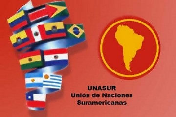 Unasur is a regional bloc formally created on May 23, 2008, in Brasilia, Brazil, to foster political, social, economic, cultural, environmental and infrastructure integration among member states. It is comprised of Brazil, Argentina, Bolivia, Guyana, Colombia, Chile, Ecuador, Surinam, Peru, Paraguay, Uruguay and Venezuela (Archive).