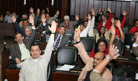The socialist bloc of the AN passed the law popularly drafted by social movements (AN)