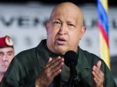 Venezuelan president Hugo Chavez (diario 24)