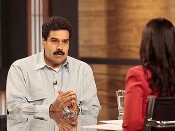 Venezuelan Foreign Minister Nicolas Maduro