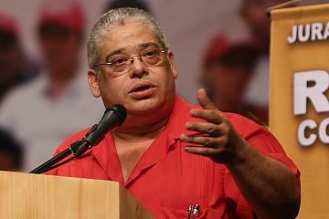 Carlos Escarra died of a heart attack on Wednesday this week (Radio del Sur).