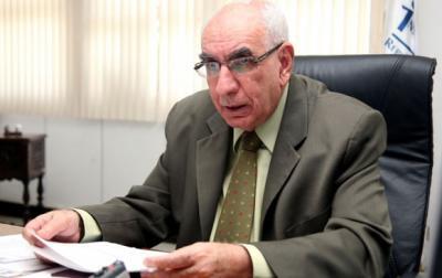 President of the Venezuelan National Institute of Statistics (INE), Elías Eljuri (archive).