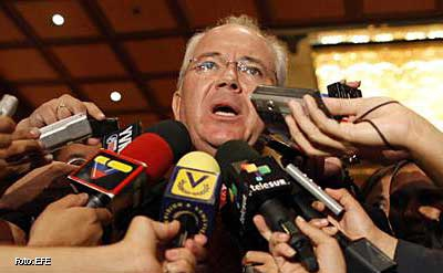 Venezuela Oil and Energy Minister Rafael Ramirez (Unión Radio).