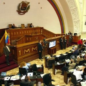 Venezuela's National Assemly passed the reformed law on Tuesday this week (CdO)