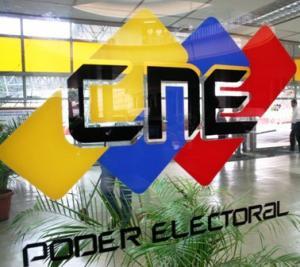 National Electoral Council Logo (La Patilla).