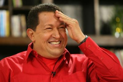 President Chavez last year (agencies)