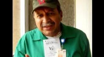 Worker-president of CVG Alcasa, Elio Sayago (Agencies)