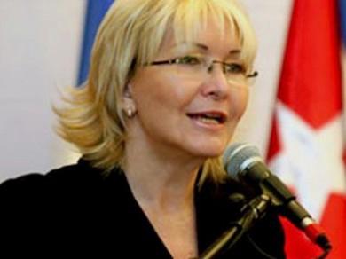 Venezuela's Attorney General Luisa Ortega Díaz (Noticiasve).