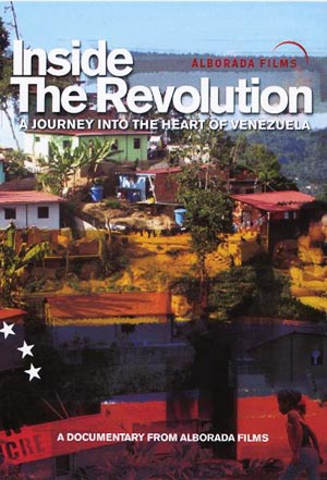 Cover for Inside the Revolution: A Journey Into the Heart of Venezuela, by Pablo Navarrete (archive).