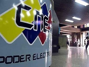 Venezuela's National Electoral Council (RNV).