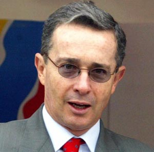 Ex-President of Colombia Alvaro Uribe (panoramadiario.com)