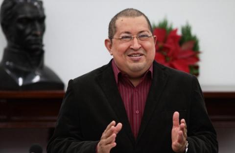 Venezuelan President Hugo Chavez (Chavez.org).