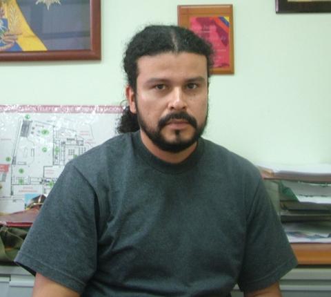 Jose Gregorio Martinez (Tamara Pearson/Venezuelanalysis.com)