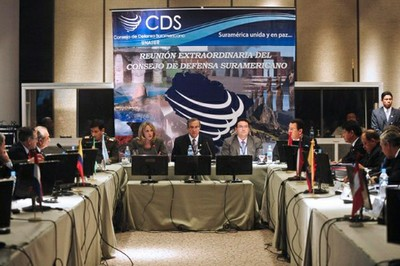 Defence ministers and diplomats from Unasur member states discussed the greater integration of the region's militaries (archive).