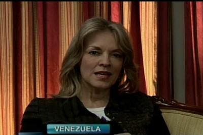 UNASUR General Secretary Maria Emma Mejia (Telesur)