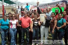 Over 600 families will benefit from the 255 land titles granted to families in Guayana last Sunday (Nuevaprensadeguayana)