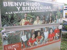A UBV campus in Los Chaguaramos, Caracas (Ewan Robertson/Venezuelanalysis)