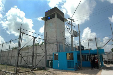 Yare prison (archive)