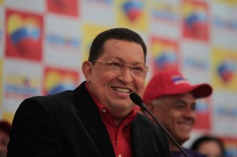 Venezuelan President Hugo Chavez (psuv.org)