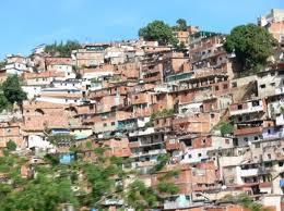 Barrios in Caracas (Agencies)