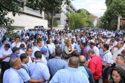 On Saturday, Polar employees accused the company of attempting to destabilise the country in the run up to the presidential elections on October 7th (AVN)