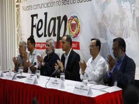 Venezuela officially joined FELAP last weekend (patriagrande)