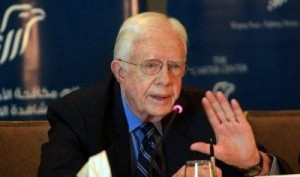 "Former US President Jimmy Carter claimed Venezuela's electoral system is ""the best in the world"" (agencies)."