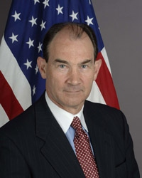Former US Ambassador to Venezuela Patrick Duddy (US State Department)