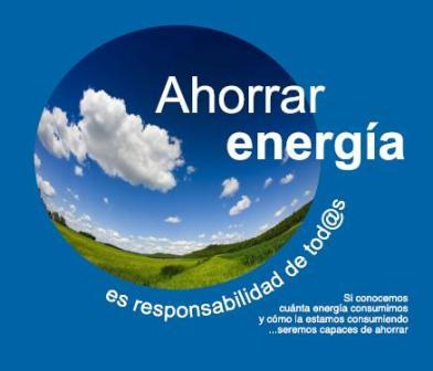 "An ad promoting energy saving in Venezuela: ""Energy saving is everyone's responsibility"" (enlaescuelademabel.com)"