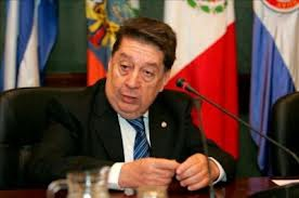 """Paraguayan Foreign Affairs Minister, José Félix Fernández Estigarribia, described the decision to expel the diplomats as """"drastic"""" (noticiaaldia)"""