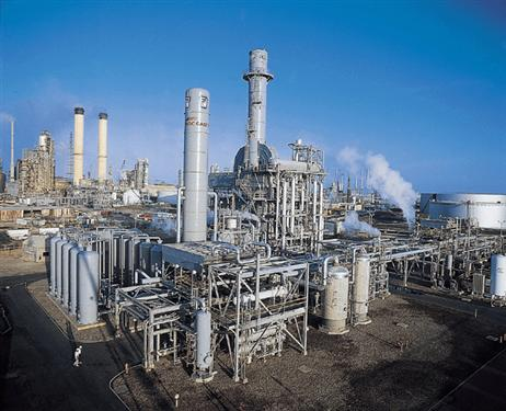 Venezuela has six refineries producing 1.1 million barrels of oil daily (archives)