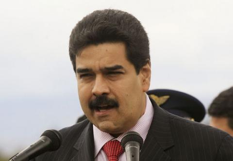 Venezuelan Vice President Nicolas Maduro (El Carabobeño)