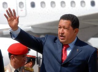 Hugo Chavez (photo: Valter Campanato/Agencia Brasil)