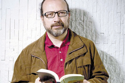 Colombian writer William Ospina (Archivo Cromos)