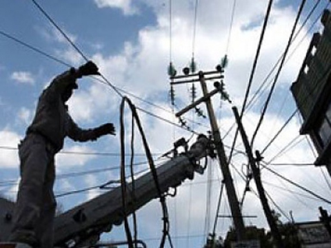 Venezuelans pay around 12Bs per month for residential electricity bills (archive).