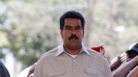 Venezuelan president Nicolas Maduro (prensa presidencial)