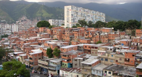 """The first elections of the capital's """"communal electoral operation"""" will take place in the 23 de Enero district (archive)"""