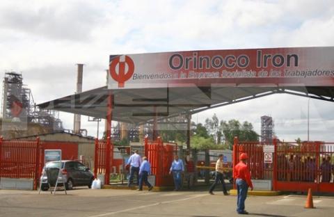 Orinoco Iron (archive)