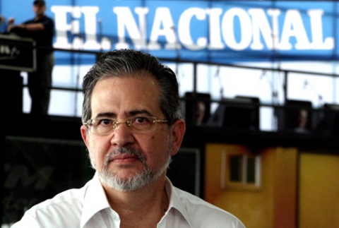 "Otero has accused the government of attacking ""freedom of expression"", but the attorney general says his accounts have been frozen as part of an investigation into possible criminal wrongdoing.  (El Carabobeño)"