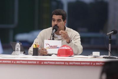 President Nicolas Maduro withdraw Venezuela's ambassador from Egypt (AVN/archive)
