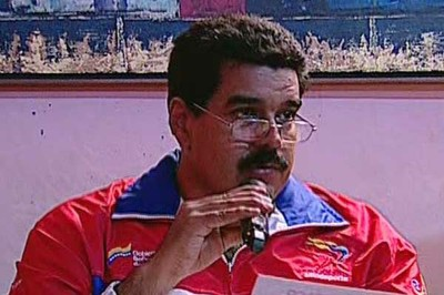President Maduro rejected any possible U.S. intervention in Syria (Telesur)